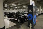 Snellader in Rennes en de Nissan Leaf van Trip Manager