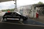 Brussel 21-7-2012: CHAdeMO snellader slaat binnen 2 minuten af.