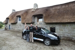 Electric Vehicle to France en het huisje in Bretagne