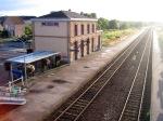 Stationnetje van Briouze (avondwandeling)