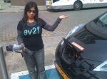 Antwerpen 8-8-2011: Lader slaat prompt af