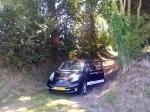 Picknick onderweg in Noord-Frankrijk