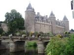 Chateau de Josselin, Bretagne