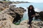 Adrita's favoriete stukje rotsen aan de Bretonse kust